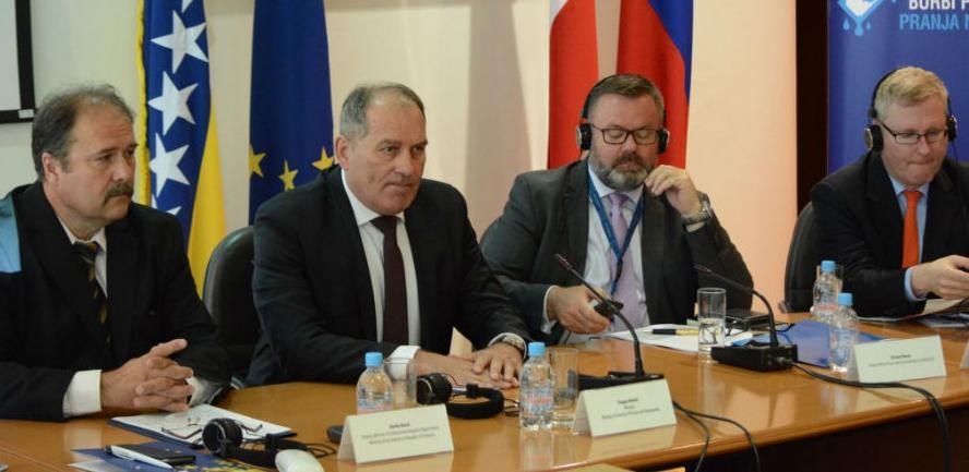 EU izdvojila dva miliona eura za borbu protiv pranja novca u BiH