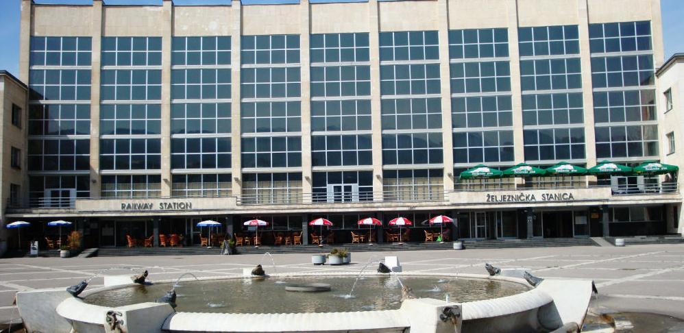 Objavljen tender: Planiranaobnova željezničke stanice i depoa GRAS-a