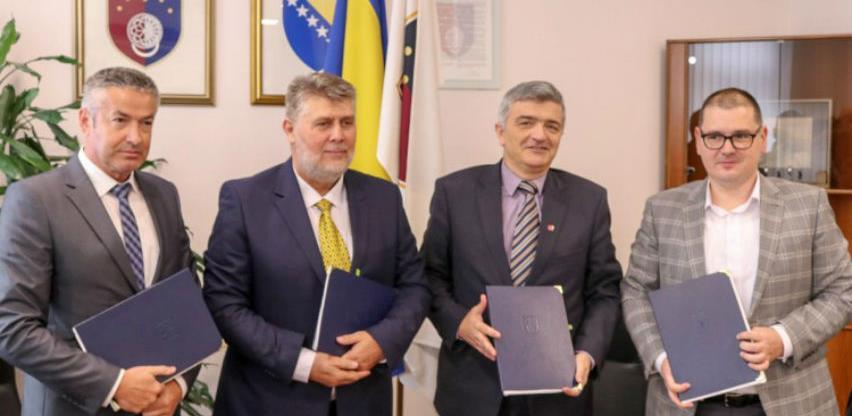 Počela realizacija EBRD kredita za rekonstrukciju vodovodne mreže