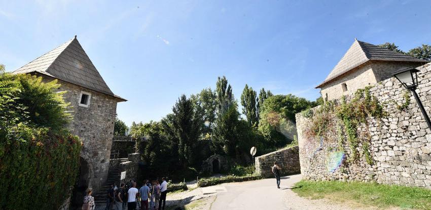 Nastavlja se obnova Кastela, 150.000 КM za sanaciju bastiona
