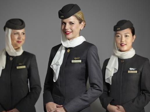 60 candidates for the Etihad Airways cabin crew in Banja Luka