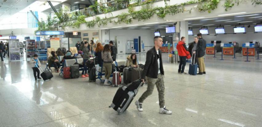 Međunarodni aerodrom Sarajevo obara rekorde po broju opsluženih putnika