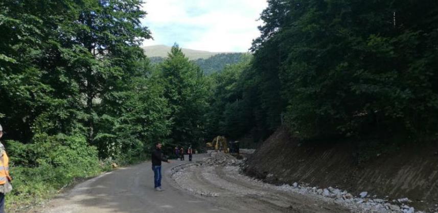 U završnoj fazi projekat sanacije i rekonstrukcije puta Babin Do – Šabići