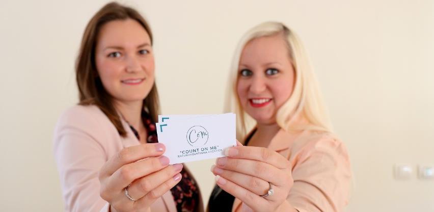 Count on me: Kako su dvije poznanice pokrenule biznis koji je podrška biznisima od prvog koraka