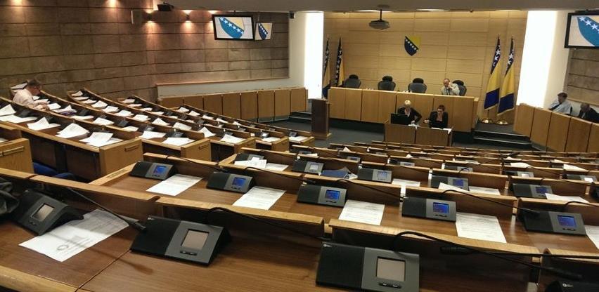 U godini krize: Delegati Doma naroda FBiH zasjedali 11 puta i naplatili 2,2 miliona KM