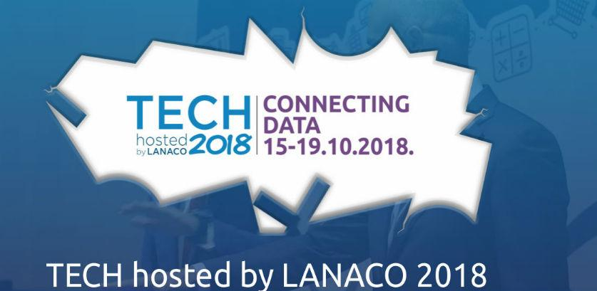 Tech Hosted by LANACO - najveća multivendorska konferencija u BiH