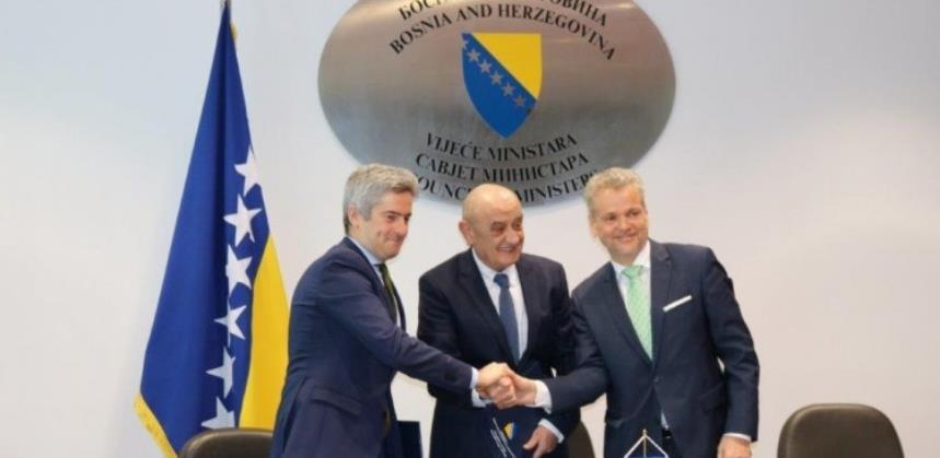 Kredit EIB-a za izgradnju dvije dionice autoceste na Koridoru Vc
