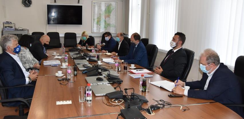 Vlada KS pružit će podršku budućim aktivnostima Aerodroma Sarajevo