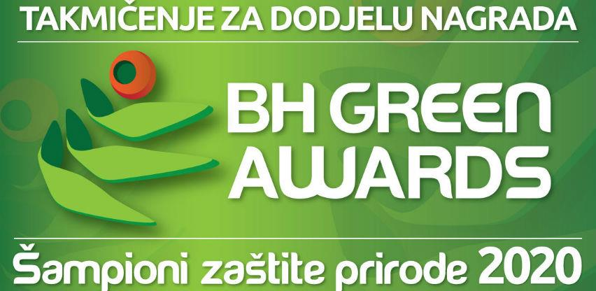 """BiH Green Awards 2020: Otvorene nominacije za """"Šampione zaštite prirode"""""""