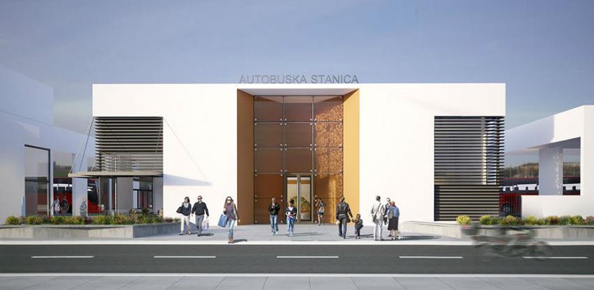 Pogledajte budući izgled nove autobuske stanice u Bijeljini