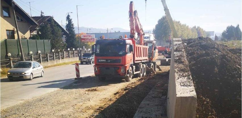 Dobar tempo širenja istočnog i zapadnog tranzitnog čvora u Banja Luci
