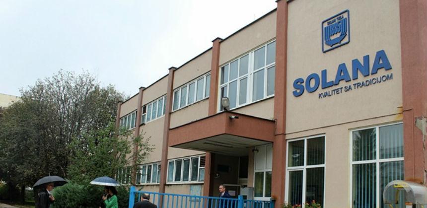 AS Holding želi 100-postotno vlasništvo u tuzlanskoj Solani