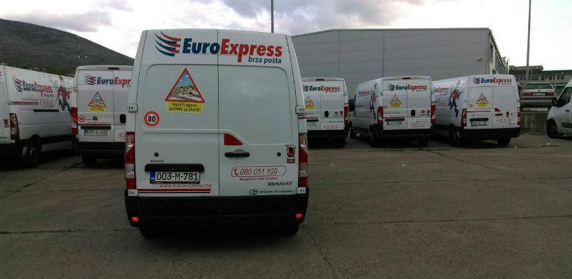 EuroExpress pokrenuo akciju