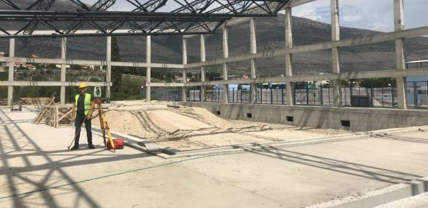 Zatvoreni olimpijski bazen do zime – investicija vrijedna više od 13 mil. KM