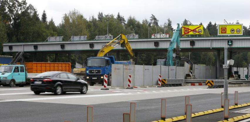Euroasfalt dobio posao rušenja naplatnih stanica na mreži slovenskih autocesta