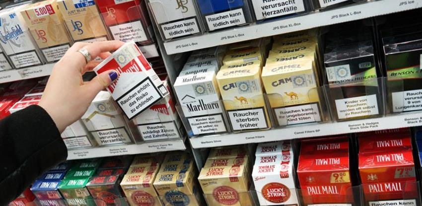 Cijene cigareta skuplje od januara 2021.godine