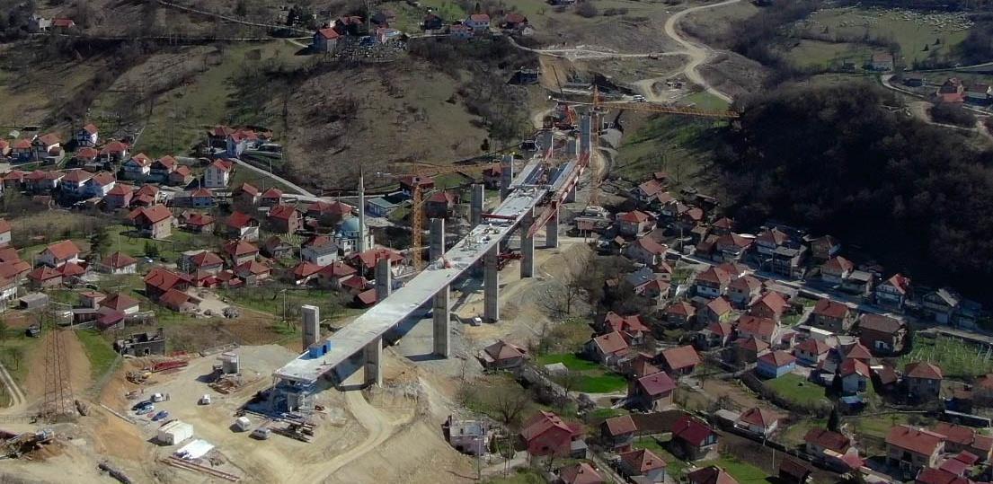 Više od 9,2 miliona eura granta EU za Tunel Zenica - Donja Gračanica