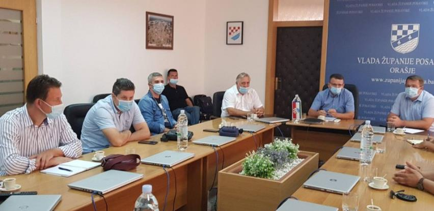 Uskoro sanacija zida na potezu Grebnice - Bazik vrijednosti više od milion KM