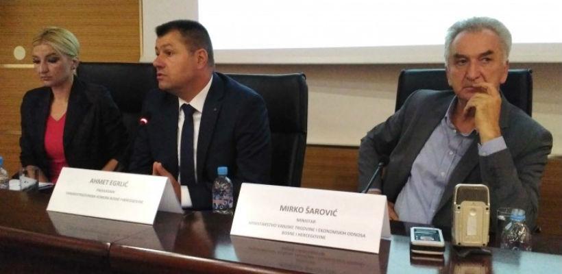 BiH u drugom kvartalu ove godine povećala uvoz i izvoz za 13,9 posto