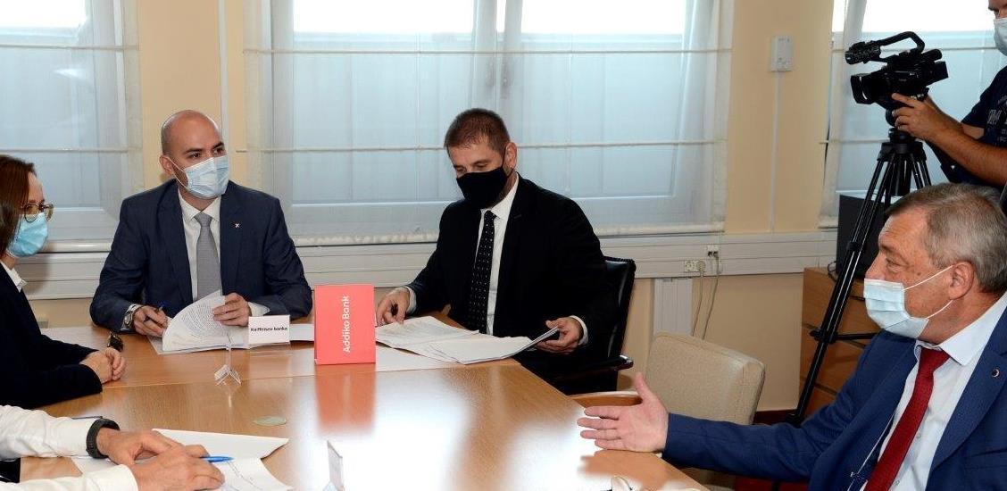 Potpisani novi ugovori sa bankama, garantovan plasman 36 miliona KM kredita