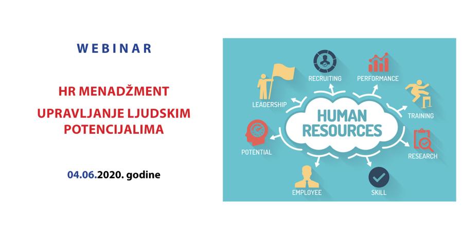 REC: HR menadžment - upravljanje ljudskim potencijalima