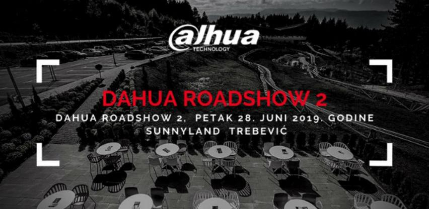 Dahua Roadshow 28. juna na Trebeviću