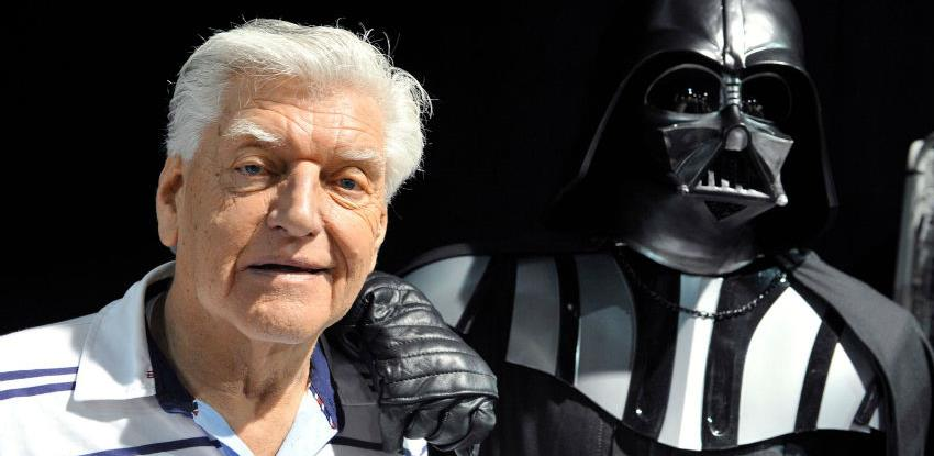Preminuo Darth Vader: Glumac David Prowse umro u 85. godini