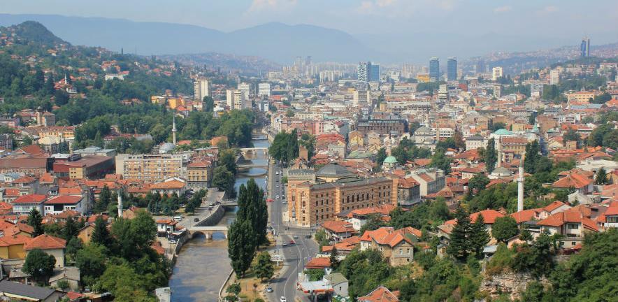 Sarajevo prošle godine posjetilo 573.227 turista iz 167 država