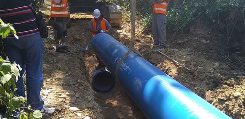 Počeli radovi na izgradnji magistralne vodovodne linije Putovići – Radakovo