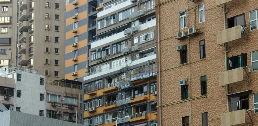 Izgradnja stanova u novembru pala skoro za pola