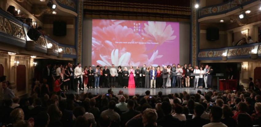 """Dodjelom nagrada """"Srce Sarajeva"""" završen takmičarski dio Sarajevo Film Festivala"""