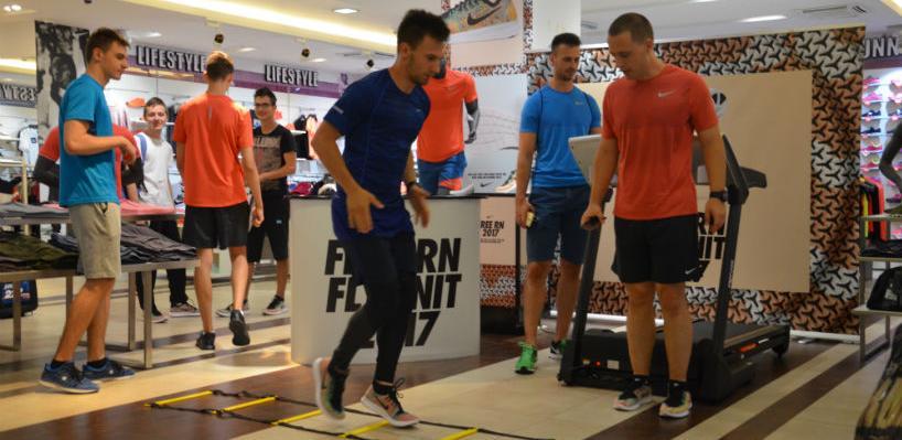 Predstavljen i testiran novi model Nike patika - Free RN Flyknit 2017.