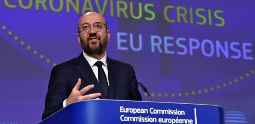 Lideri EU podržali paket od 540 milijardi eura za prevazilaženje krize