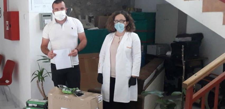 Njemačka organizacija 'Help' donirala pomoć Opštini Berkovići