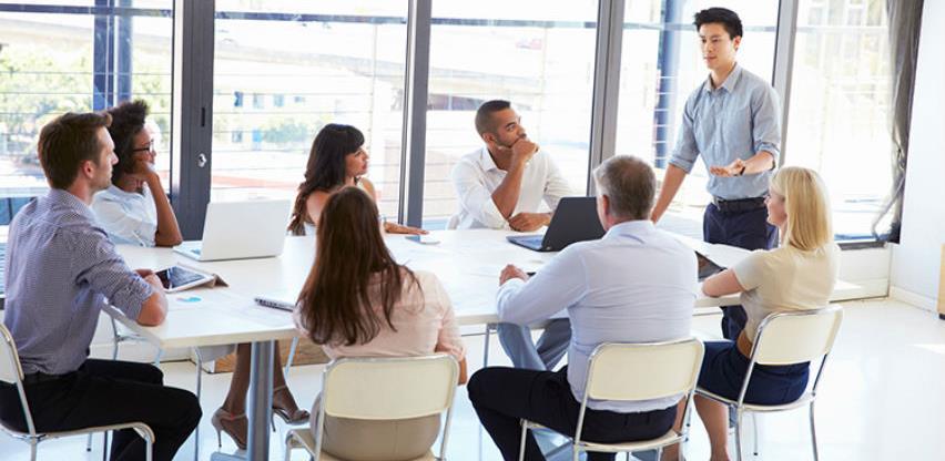 Seminar: Kako postići radno okruženje bez stresa primjenom poslovnog bontona