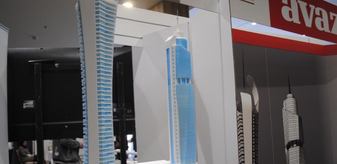 """Avaz planira gradnju tornja """"Ski Tower"""" vrijednog oko 100 miliona eura"""