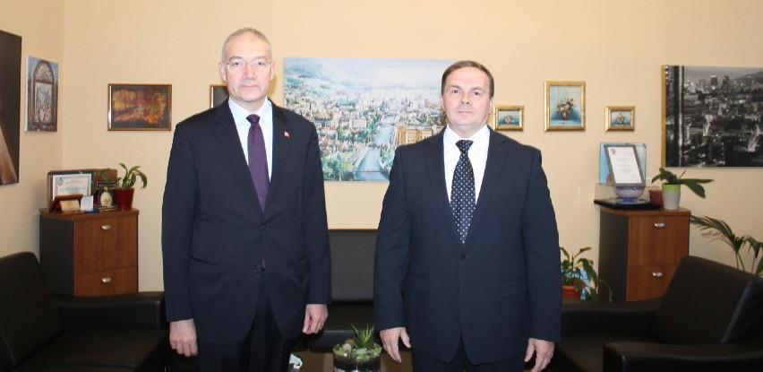 Novi ambasador Turske u BiH je Sadik Babür Girgin