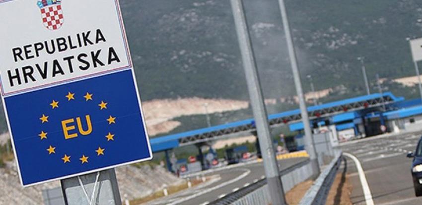 Od 12. jula se otvara nekoliko graničnih prijelaza između BiH i Hrvatske