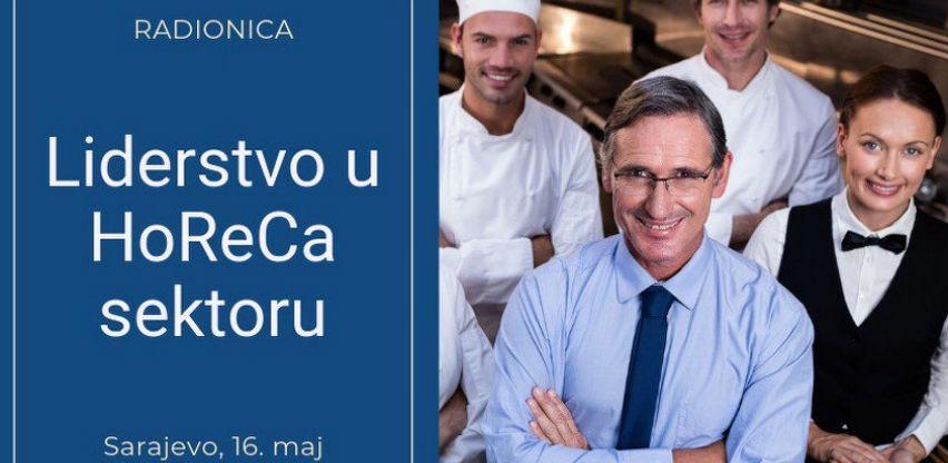 CPE radionica: Liderstvo u HoReCa sektoru