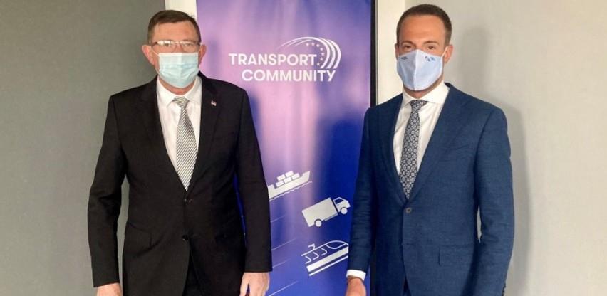 Mitrović i Zakonjšek razgovarali o regionalnom povezivanju