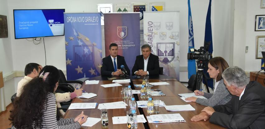 Prezentirani projekti koje finansiraju Vlada KS i općina Novo Sarajevo