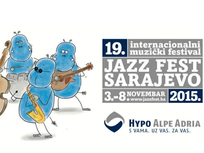 Hypo Alpe-Adria-Bank d.d. ove godine uz Jazz Fest Sarajevo