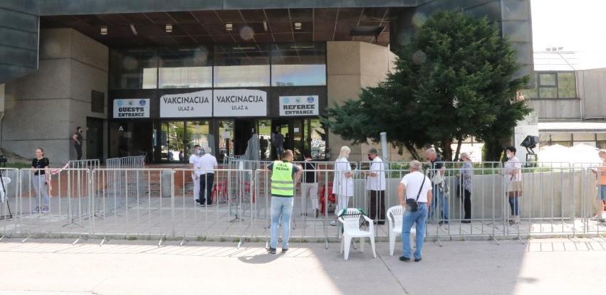 Vakcinalni centar na Zetri se zatvara 1. novembra, vakcinacija se nastavlja u domovima zdravlja
