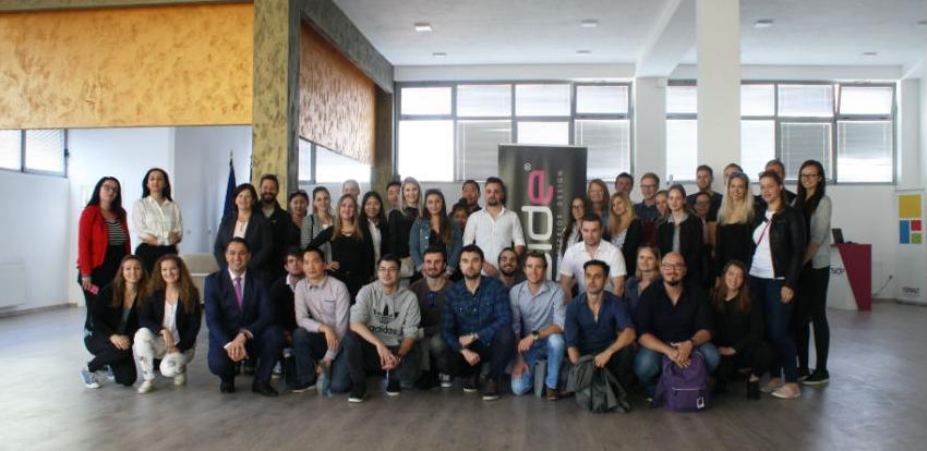 Studenti sa Karl-Franzens Univerziteta iz Graza u posjeti firmi Ećo Company