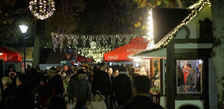 Winterville u Mostaru na više lokacija, doček Nove godine uz Hladno pivo