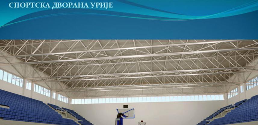 Prijedor: Za završne radove na novoj sportskoj dvorani blizu 400.000 KM