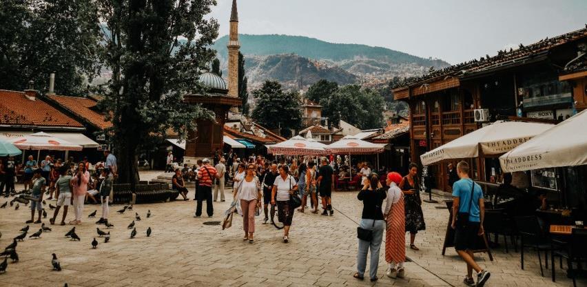 Blagi oporavak turističkog sektora u Kantonu Sarajevo