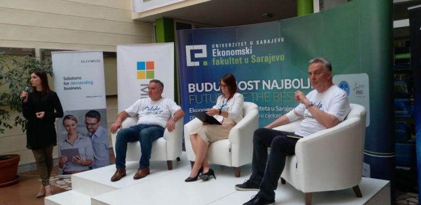 Na Ekonomskom fakultetu u Sarajevu državno IT takmičenje iz Microsoftovih alata