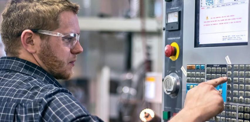 Obuka za rukovanje CNC mašinama
