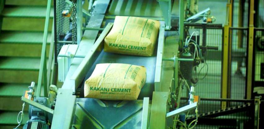 Tvornica cementa Kakanj gradi nove silose vrijedne skoro 8 miliona KM